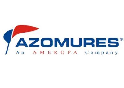 AZOMURES logo