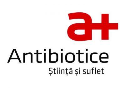 Antibiotice SA logo