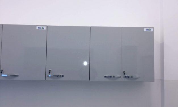 Dulapuri de laborator din HPL