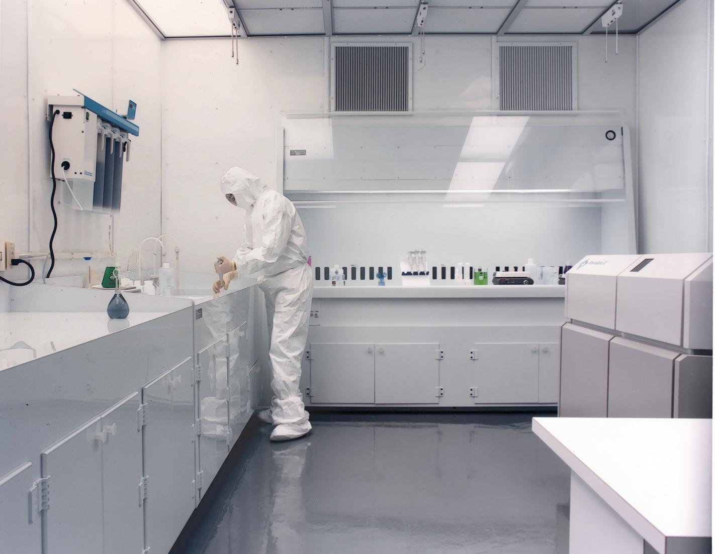Dulapuri de laborator din polipropilena PP 3