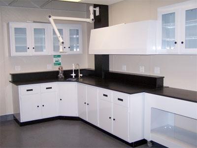 Dulapuri de laborator din polipropilena PP