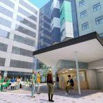 Amenajare spitale dupa noul trend