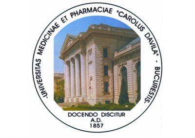 UMF Bucuresti logo