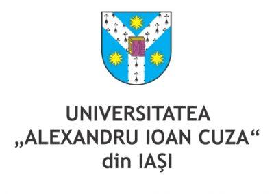 Universitatea Alexandru Ioan Cuza logo