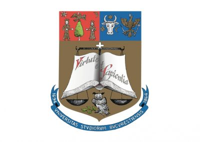 Universitatea Bucuresti logo