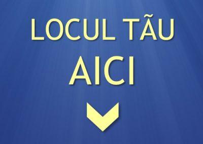 LOCUL TAU AICI