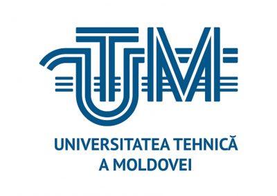 Logo Universitatea Tehnica a Moldovei