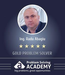 Radu Abagiu PROBLEM SOLVER, specialist in amenajare laboratoare
